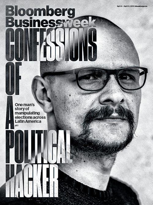 Confessions of a Political Hacker