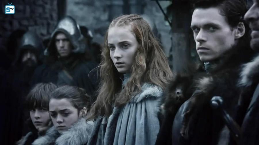Starks season 1 2
