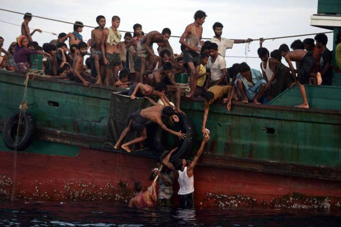 TOPSHOTS-THAILAND-SEASIA-MIGRANTS