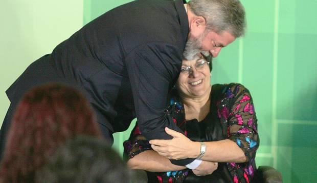 Maria da Penha y Lula da Silva - VGO entrega junio 2016