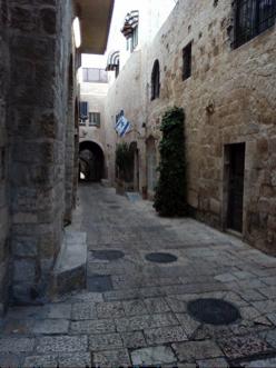 Barrio Judío Jerusalen