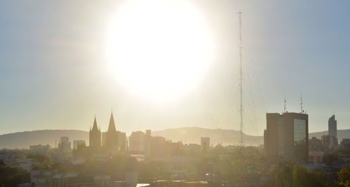 Ola-de-Calor-en-Guadalajara